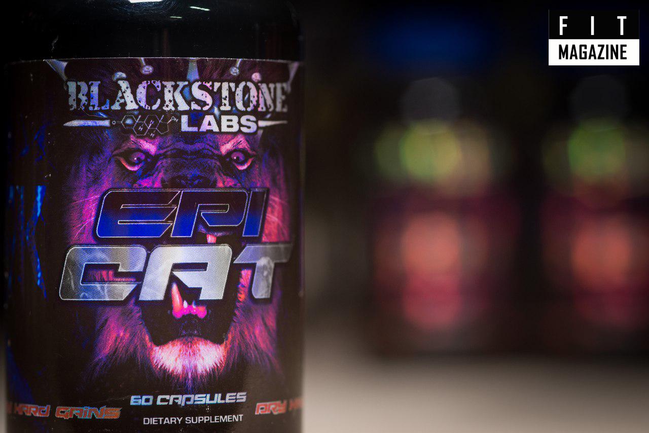 Blackstone Labs Epi Cat