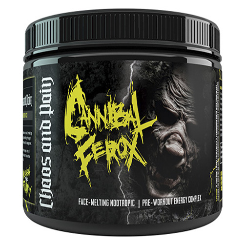 Chaos and Pain Cannibal Ferox