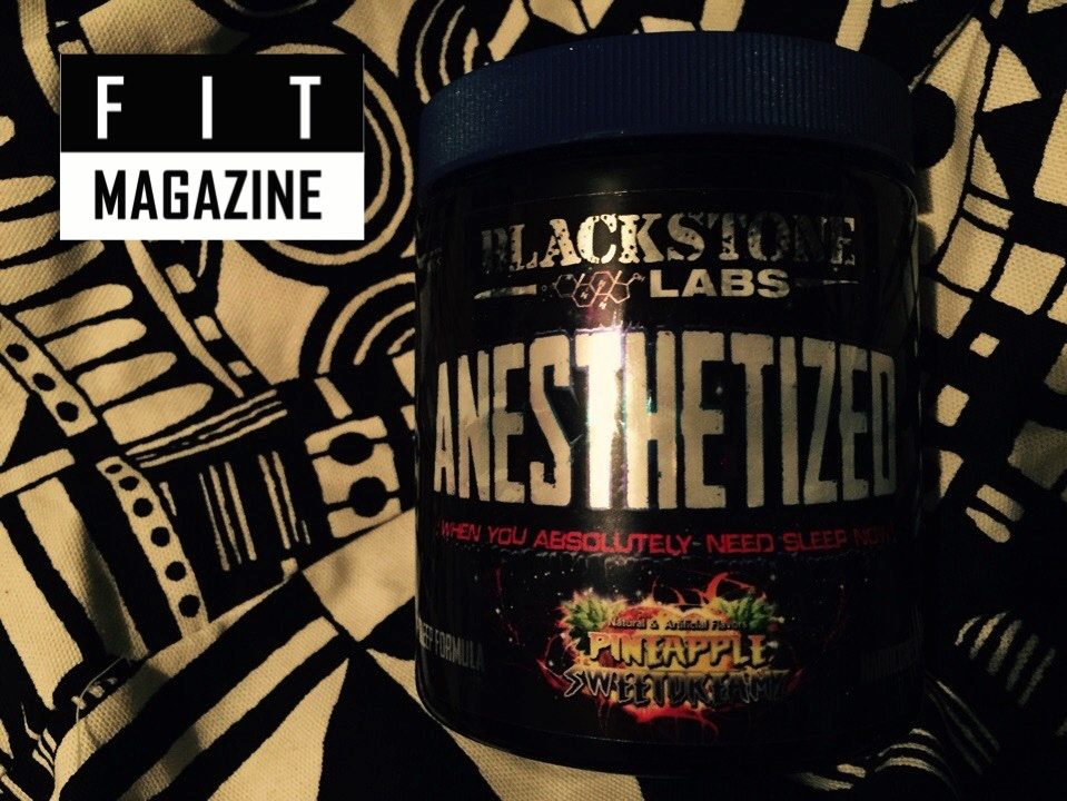 Blackstone Labs Anesthetized отзыв