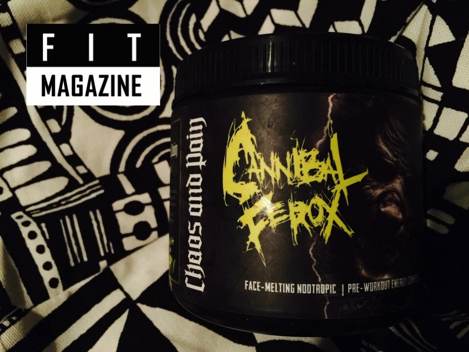 Chaos and Pain Cannibal Ferox отзыв