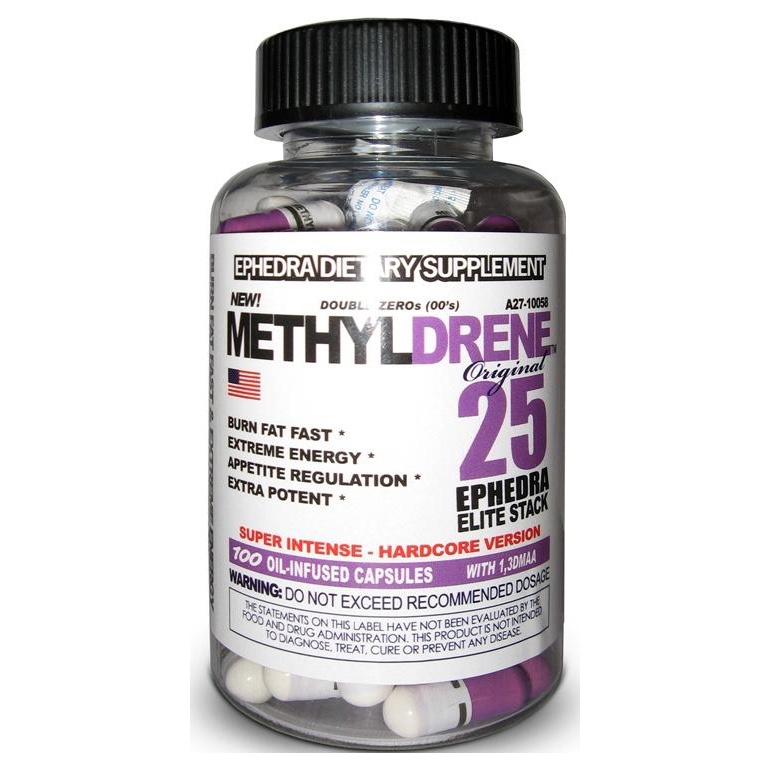 Cloma Pharma Methyldrene Elite