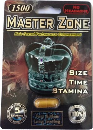 Rhino 7 – Master Zone (1 capsule)