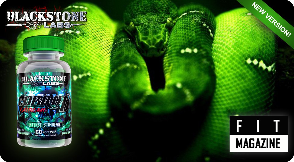 Blackstone Labs Cobra 6P Extreme – отзывы