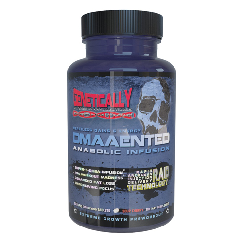 Genetically DMAAented Anabolic Infusion