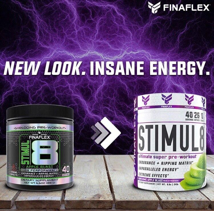 Stimul8 new