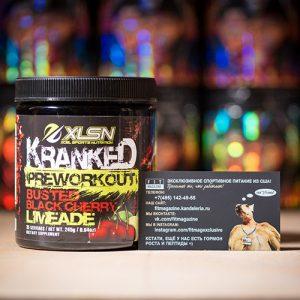 Xcel Sports Nutrition Kranked