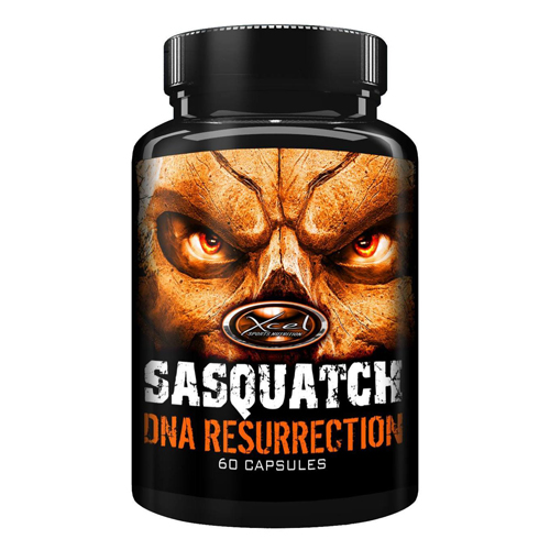 Xcel Sports Nutrition Sasquatch DNA Resurrection