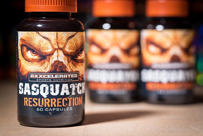 Sasquatch Resurrection