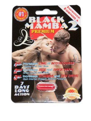 Generic – Black Mamba 2 Premium (1 capsule)