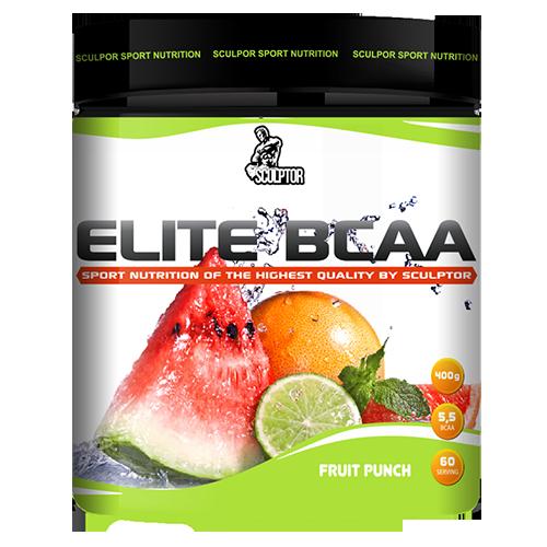Sculptor Nutrition Elite BCAA