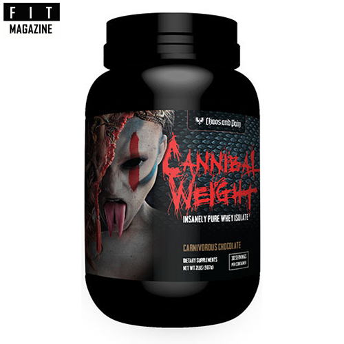 Chaos and Pain от Cannibal Weight