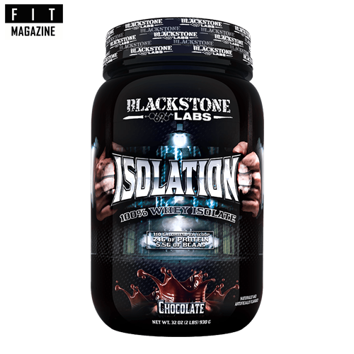 Isolation от Blackstone Labs