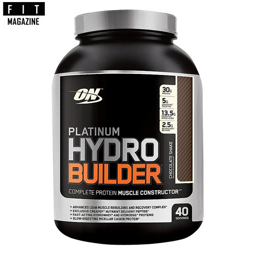 Platinum HydroBuilder от Optimum Nutrition