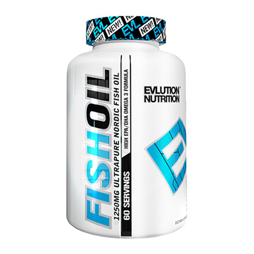 Evlution Nutrition Fish Oil