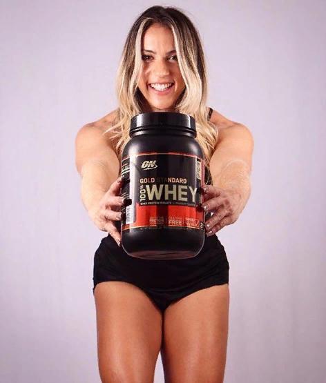 Optimum Nutrition 100% Whey Gold Standart