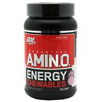 Optimum Nutrition Amino Energy Chewables