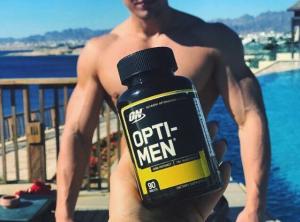 Optimum Nutrition Opti-Men 90 таблеток