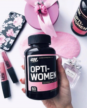 Optimum Nutrition Opti-Women (60 капсул)