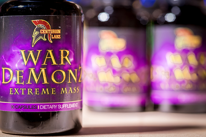 Centurion Labz War Demonz