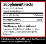 Состав Dark Label Nutrition Methy-D