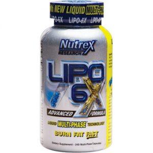 Nutrex Lipo 6x