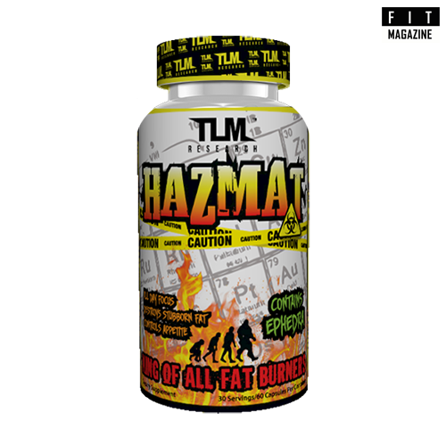 TLM RESEARCH HAZMAT