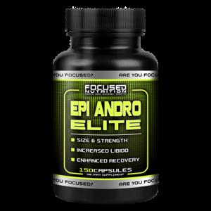 Focused Nutrition Epi Andro Elite