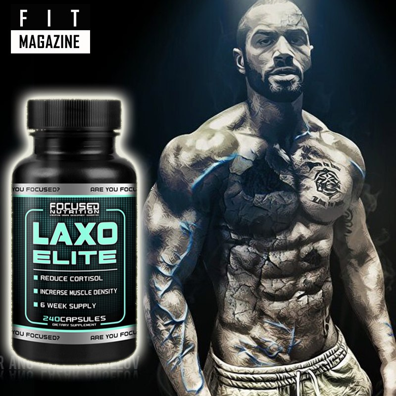 Focused Nutrition Laxo Elite