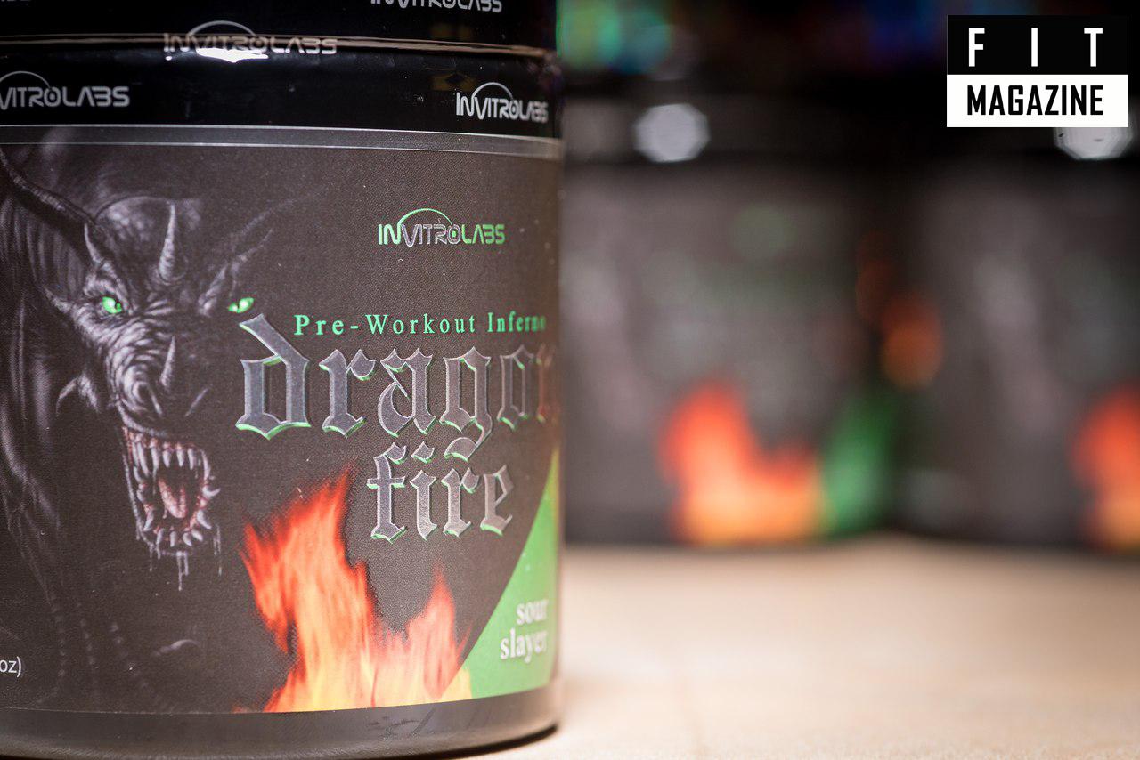 Invitro Labs Dragon Fire