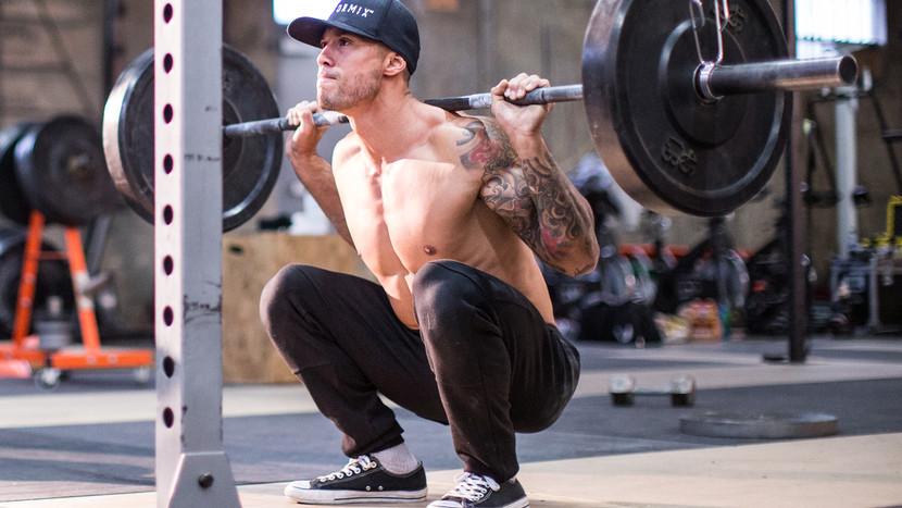 Спортпит для тренировки или тренировочная база