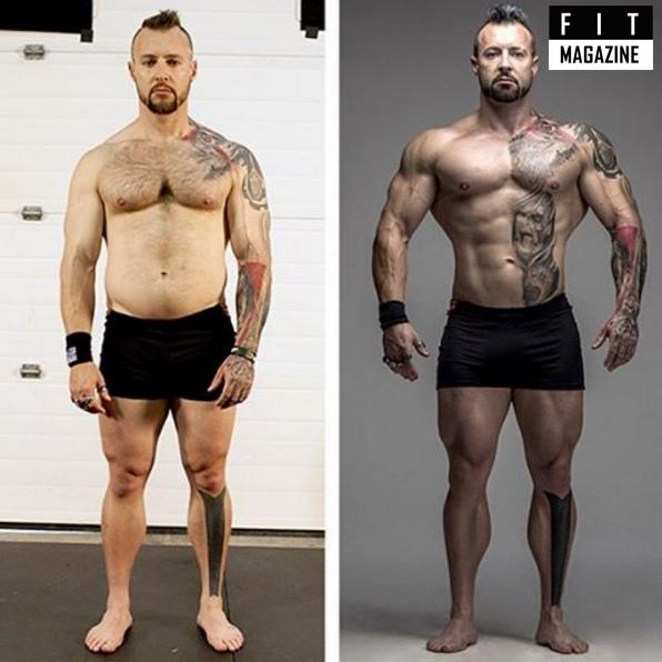 Спортивное питание для похудения мужчин
