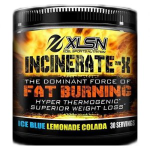 Xcel Sports Nutrition Incinerate-X