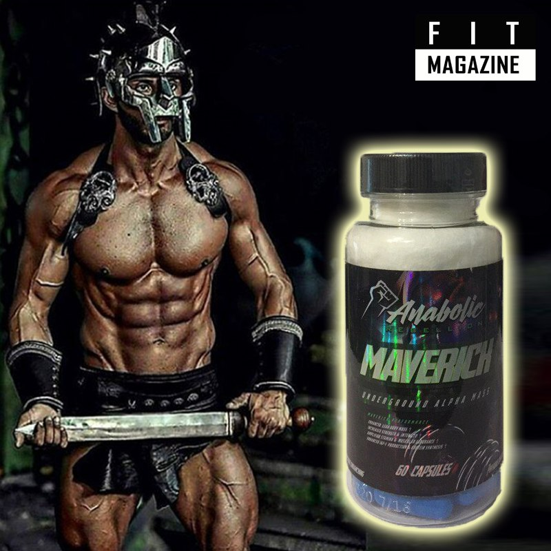 Anabolic Rebellion Maverich – Promo