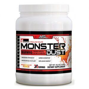 ASL Monster Dust