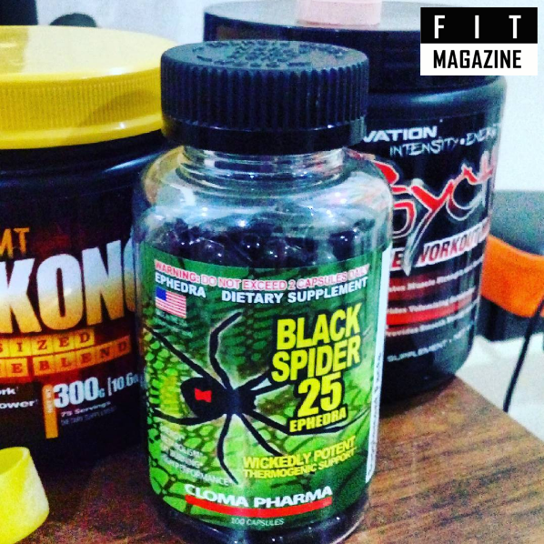 Cloma Pharma Black Spider отзывы