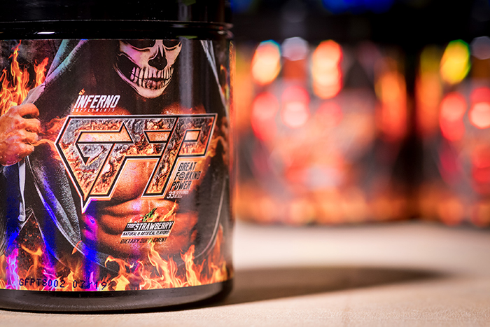 Inferno Supplements GFP