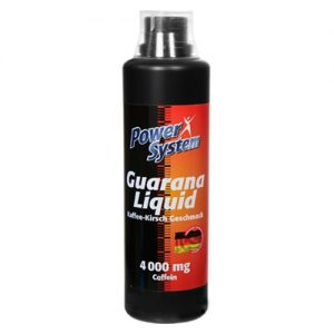 Power System Guarana Liquid 4000 мг