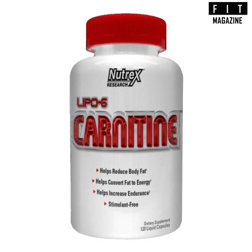 Lipo 6 L-Carnitine