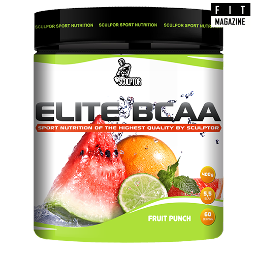 Sculptor Nutrition Elite BCAA