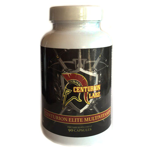 Centurion Labz Elite Multivitamin