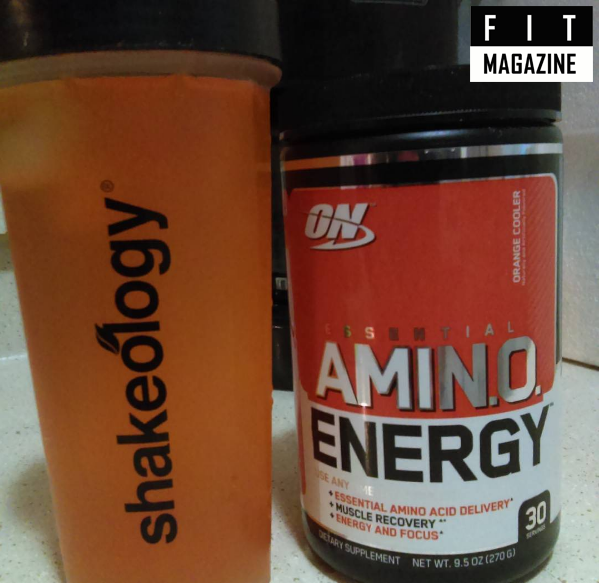 Отзывы о Optimum Nutrition Amino Energy