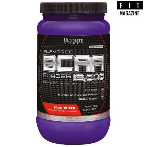 Ultimate Nutririon BCAA 12000 Powder