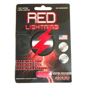 Red Lightning