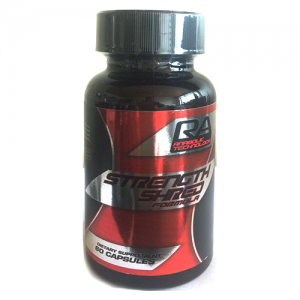 RA Anabolic Technology Strength/Shred Formula
