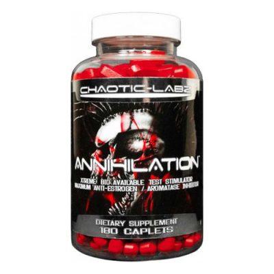 Annihilation (Chaotic Labz)