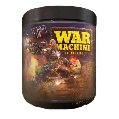 War Machine (Explicit Labz)