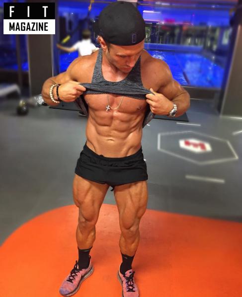 Спортивное питание для восстановления мышц после тренировки