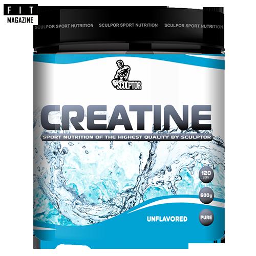 «Creatine» от «Sculptor Nutrition»