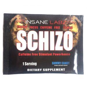 Пробник Insane Labz Sсhizo