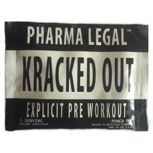 Пробник Pharma Legal Kracked Out